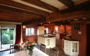 Knipe Hall - luxury self-catering cumbria